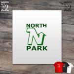North Park Logo - Entry #51