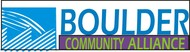 Boulder Community Alliance Logo - Entry #214