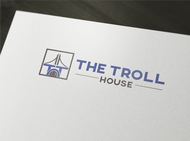 The Troll House Logo - Entry #2