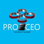 PRO2CEO Personal/Professional Development Company  Logo - Entry #96