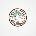 Two Brothers Roadhouse Logo - Entry #200