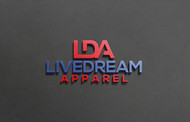 LiveDream Apparel Logo - Entry #177