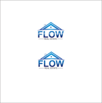 Flow Real Estate Logo - Entry #60