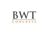 BWT Concrete Logo - Entry #83