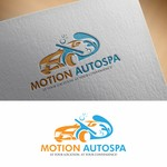 Motion AutoSpa Logo - Entry #293