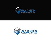 Warner Financial Group, Inc. Logo - Entry #34