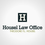 Housel Law Offices  : Theodore F.L. Housel Logo - Entry #65