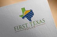 First Texas Solar Logo - Entry #88