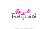 Tuesday's Child Logo - Entry #68
