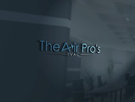 The Air Pro's  Logo - Entry #220
