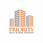 Priority Building Group Logo - Entry #111