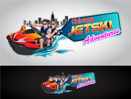 Chicago Jet Ski Adventures Logo - Entry #65