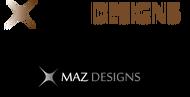 Maz Designs Logo - Entry #161