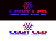Legit LED or Legit Lighting Logo - Entry #127