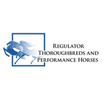 Regulator Thouroughbreds and Performance Horses  Logo - Entry #5