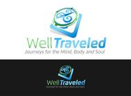 Well Traveled Logo - Entry #50