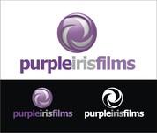 Purple Iris Films Logo - Entry #46