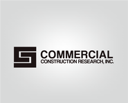 Commercial Construction Research, Inc. Logo - Entry #88