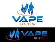 Vape Reaction Logo - Entry #135