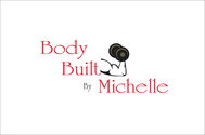 Body Built by Michelle Logo - Entry #102