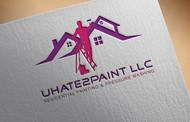 uHate2Paint LLC Logo - Entry #28