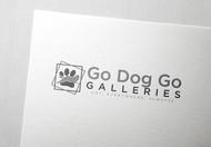 Go Dog Go galleries Logo - Entry #115