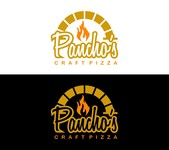 Pancho's Craft Pizza Logo - Entry #67