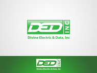Logo Design for Electrical Contractor - Entry #12