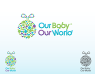 Logo for our Baby product store - Our Baby Our World - Entry #72
