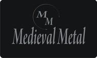 Medieval Metal Logo - Entry #57