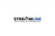 STREAMLINE building & carpentry Logo - Entry #140