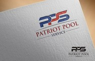 Patriot Pool Service Logo - Entry #240