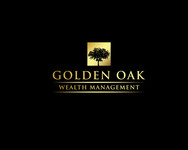 Golden Oak Wealth Management Logo - Entry #114