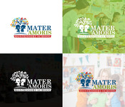Mater Amoris Montessori School Logo - Entry #169