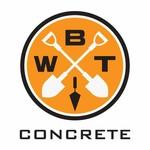BWT Concrete Logo - Entry #90