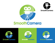 Smooth Camera Logo - Entry #238