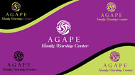 Agape Logo - Entry #133