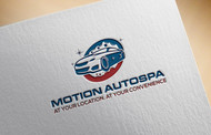 Motion AutoSpa Logo - Entry #209