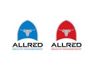 ALLRED WEALTH MANAGEMENT Logo - Entry #932