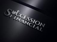 Succession Financial Logo - Entry #486