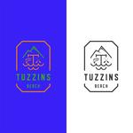 Tuzzins Beach Logo - Entry #259