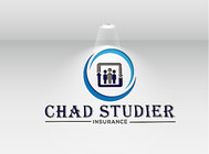 Chad Studier Insurance Logo - Entry #319