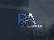 Premier Accounting Logo - Entry #369