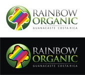 Rainbow Organic in Costa Rica looking for logo  - Entry #107