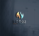 Sabaz Family Chiropractic or Sabaz Chiropractic Logo - Entry #61