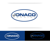 Jonaco or Jonaco Machine Logo - Entry #268