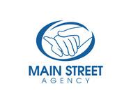 Main Street Agency Logo - Entry #12