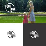 Four love Logo - Entry #192