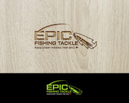 Epic Fishing Tackle Logo - Entry #65