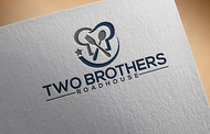 Two Brothers Roadhouse Logo - Entry #104